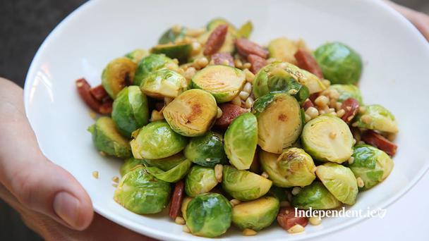 Brussels sprouts are a popular Christmas vegetable