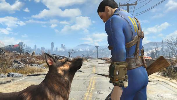 Fallout 4 - A vault dweller's best friend