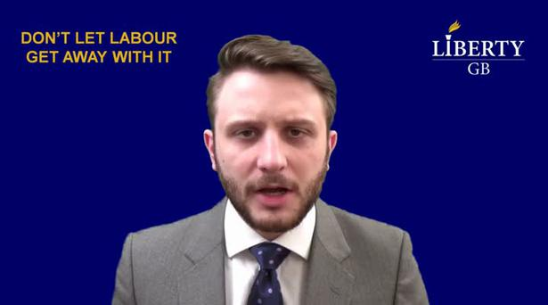 Jack Buckby is a former member of the BNP.