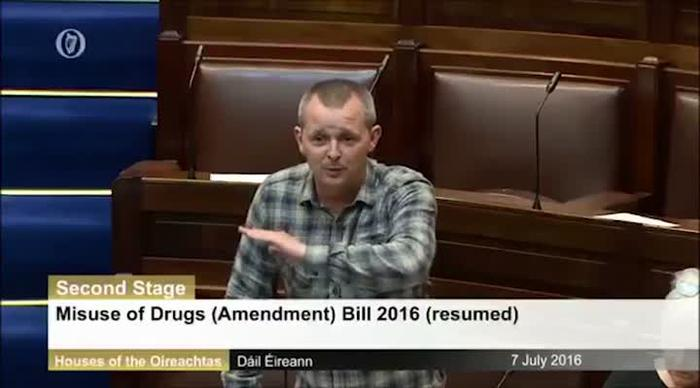VIDEO: Stop what you're doing: 'The Dab' was seen in the Dail today
