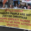 The Home Sweet Home secured more than 4,000 signatures of support for the petition. Photo: Jason Kennedy