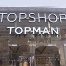 Topshop Dublin. Photo: INM