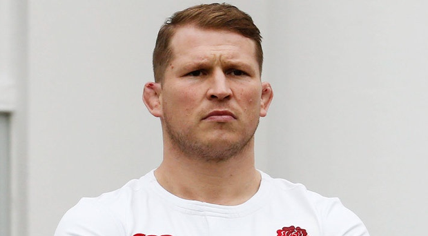 England's Dylan Hartley. Photo: Sportsfile