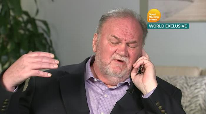 ARCHIVE VIDEO: 'I would love to meet the Queen' - Meghan Markle's father on  missing the royal wedding