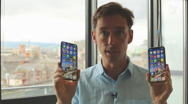 WATCH: Is this the most powerful iPhone ever? A review of the Xs and Xs Max