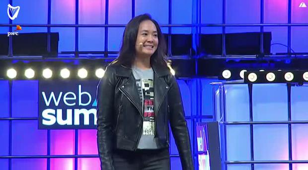 Watch: How tech could be creating a 1984 scenario – highlights from Wednesday's Web Summit