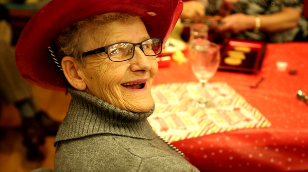 Members celebrated their second out of three annual Christmas parties.