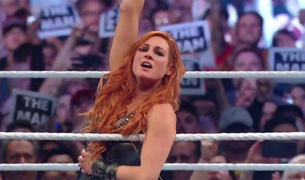 WATCH: The moment Irish superstar Becky Lynch wins the Royal Rumble