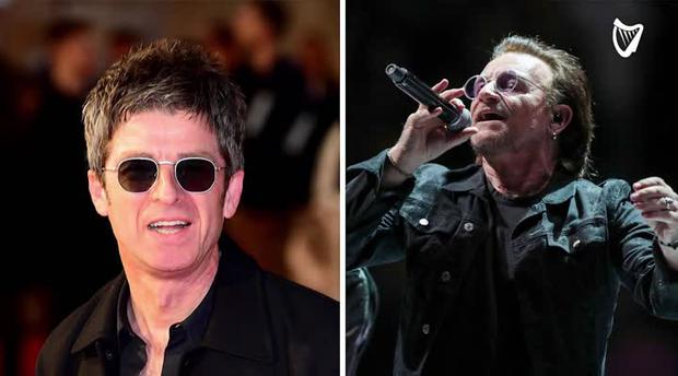 I did a runner on Bono one night' - Noel Gallagher talks quitting