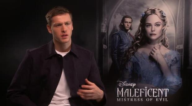 Watch Maleficent Actor Harris Dickinson Compares Role To