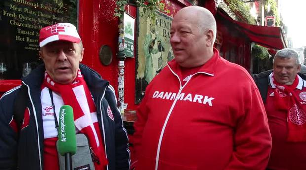 Denmark, Switzerland seal Euro 2020 spots at Ireland's expense