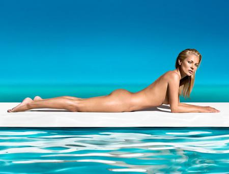 St. Tropez, the iconic global self-tan brand today announces the appointment of Kate Moss as the new face and body of the brand. Photo: Getty images