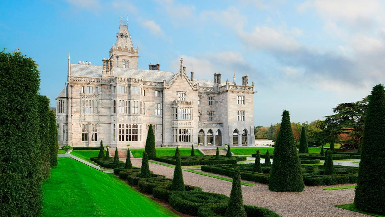 Open season: Grand Irish homes that welcome visitors and