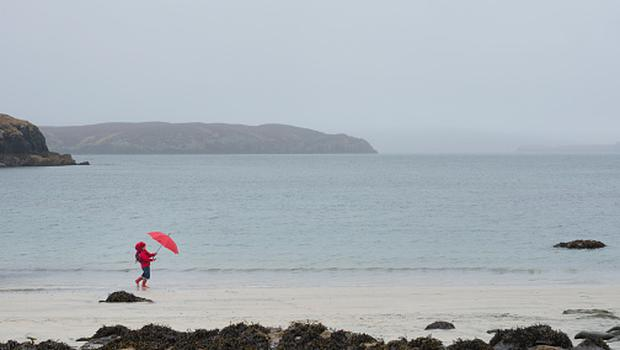 Met Éireann predict improved conditions this week. Photo: Getty