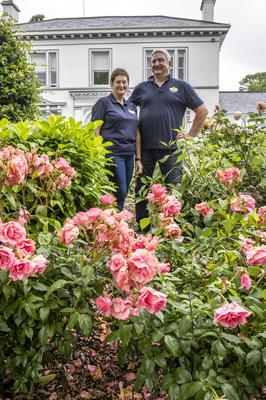 Patrick and Miriam Mulcahy of Ballinwillin House Farm, Mitchelstown, Co. Cork. Picture: Clare Keogh