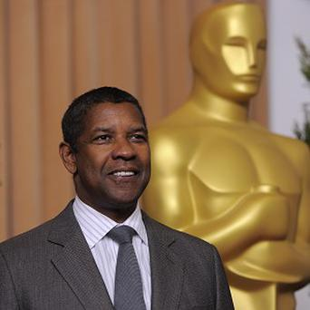 Denzel Washington is nominated for Best Actor at this year's Academy Awards