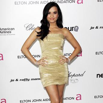 Demi Lovato battled bulimia and depression