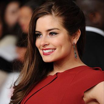 Rachel Shenton has a new admirer in Niall Horan