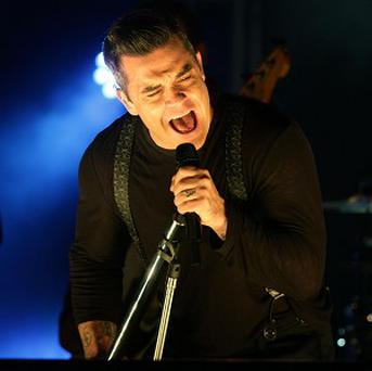 Is Robbie Williams set for another big band outing?