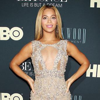 Beyonce hopes her daughter will be inspired by her documentary
