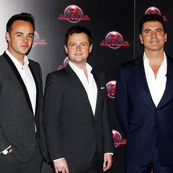 Simon Cowell has bought a racehorse with Ant and Dec