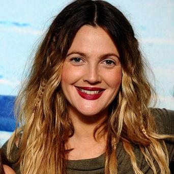Drew Barrymore is apparently expecting again.