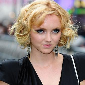 Actress and model Lily Cole dreamt that she was a vegan