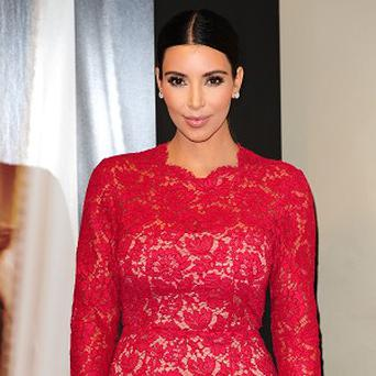 Kim Kardashian argued with brother Rob on camera