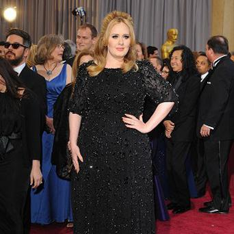Adele said she felt like Beyonce before the Oscars