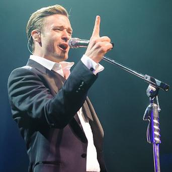 Justin Timberlake worked with Marcus Mumford on a new film soundtrack