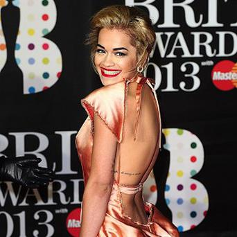 Rita Ora has said she never considered Rob Kardashian her boyfriend