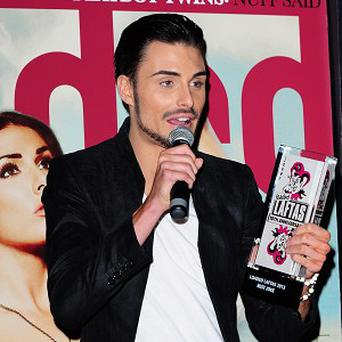 Rylan Clark says he has no plans to try stand-up comedy