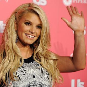 Jessica Simpson is expecting a baby boy (AP/Chris Pizzello)