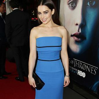 Emilia Clarke had been dating Seth MacFarlane