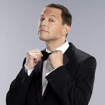 Jon Cryer stars in Two And A Half Men