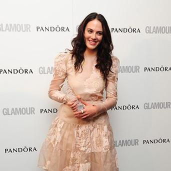Jessica Brown Findlay admitted it was naive to bare her chest in Albatross