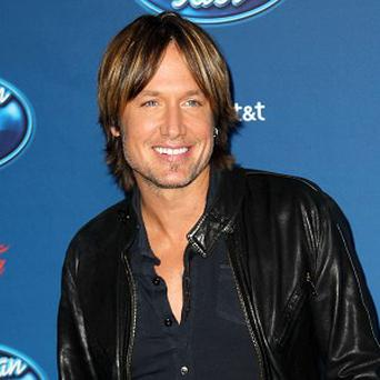 Keith Urban is a judge on American Idol