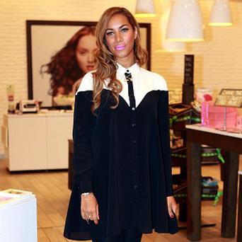 X Factor winner Leona Lewis was a guest judge on the show last year