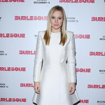 Kristen Bell has welcomed the arrival of her baby daughter