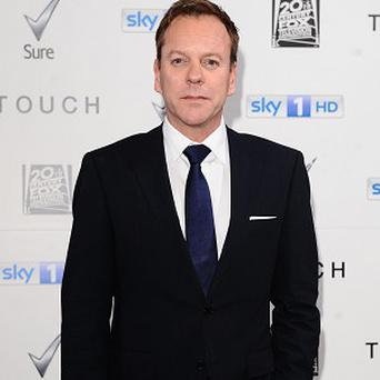 Kiefer Sutherland is back for a new series of Touch