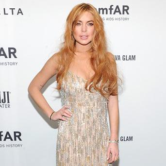 Lindsay Lohan has admitted her tweet about being pregnant was an April Fool