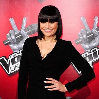 Jessie J hit back at a critic who called her 'charmless'