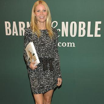 Gwyneth Paltrow has been promoting her latest cook book