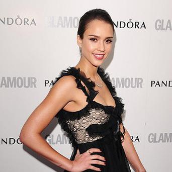 Jessica Alba says being a wife and mum comes first