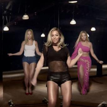 Beyonce has filmed an ad for Pepsi MAX