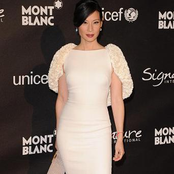 Lucy Liu wanted to work with Jonny Lee Miller