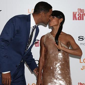 Jada Pinkett-Smith says husband Will Smith is her 'best friend'
