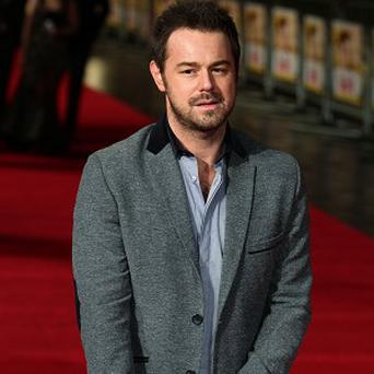 Danny Dyer says he's not really a hard man