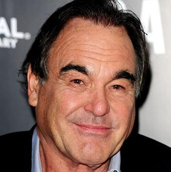 Oliver Stone is very proud of his new documentary series about US history