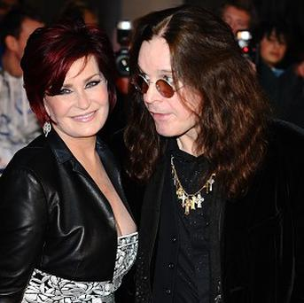 Ozzy Osbourne confessed he has fallen off the wagon, but denied he is splitting from wife Sharon